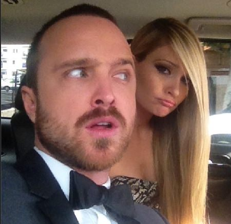 "Aaron Paul ""sweet focia"""