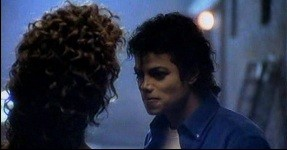 Michael Jackson – The way you make me feel- Zabawne Video