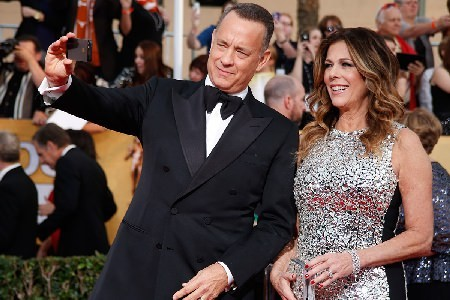 "Tom Hanks i ""sweet focia"""