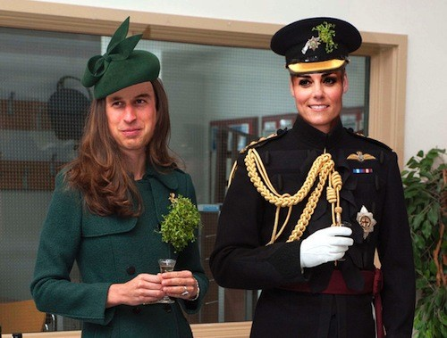 Prince William i the Duchess of Cambridge