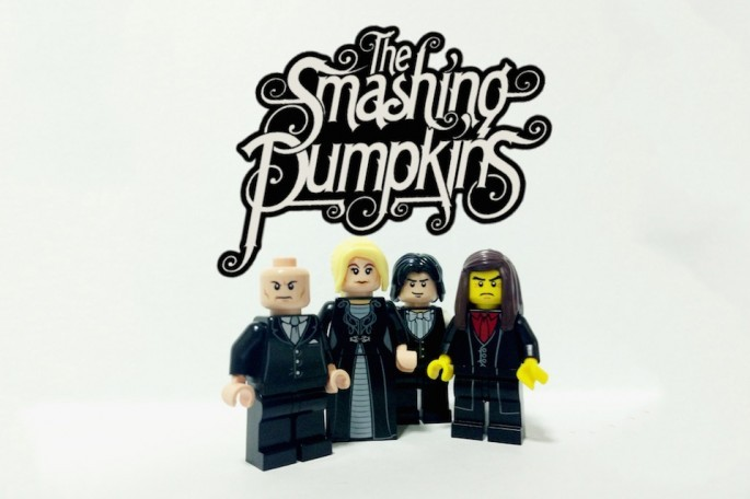 The Smashing Pumpkins z lego
