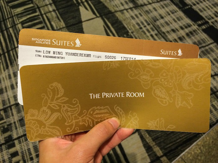 lot Singapore Airlines Suites Class