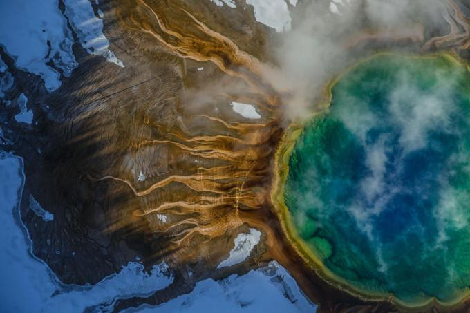 Yellowstone woda