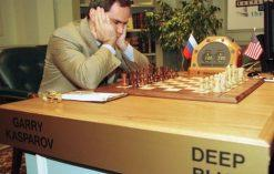 garry kasparov deep blue ibm