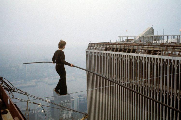 philippe petit world trade center
