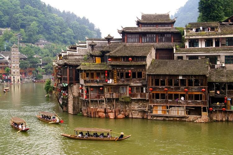 Fenghuang w Chinach