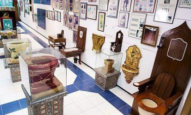 Muzeum toalet w Indiach